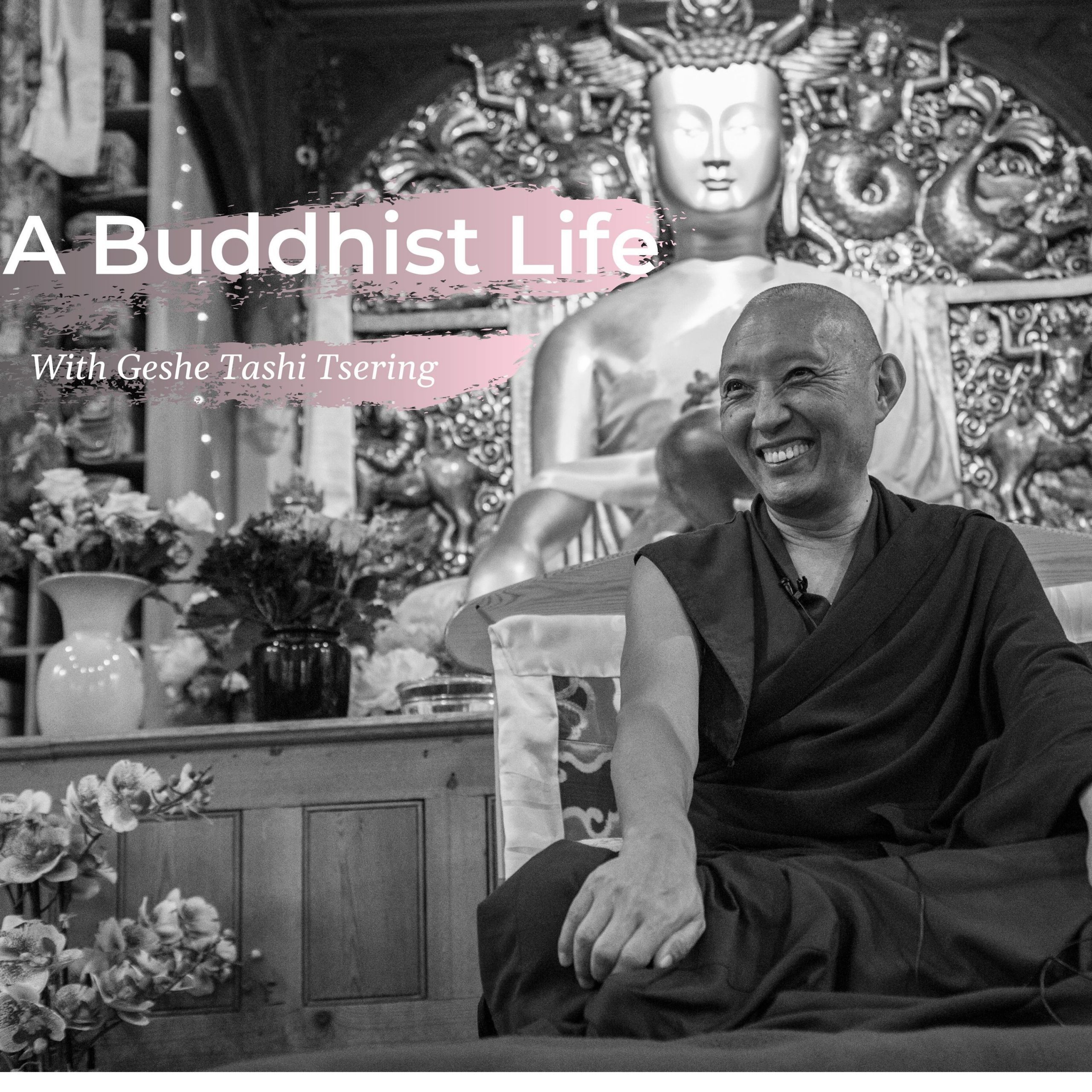A Buddhist Life with Geshe Tashi Tsering Ep.3 – How can we make a difference in the wider world?