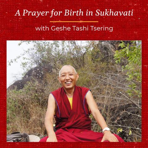 A Prayer for Birth in Sukhavati class 05