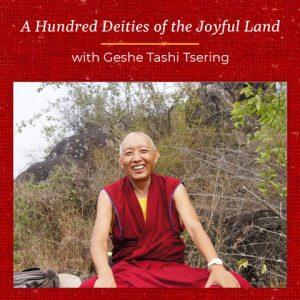 A Hundred Deities of the Joyful Land Class 4